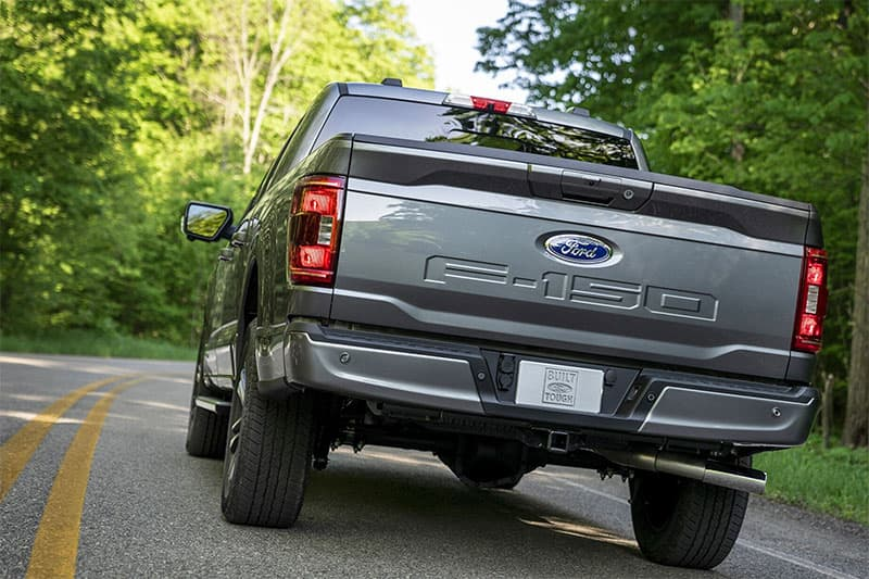 2021 Ford F 150 Tailgate