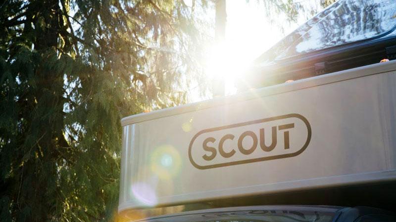 Scout Camper Announcement