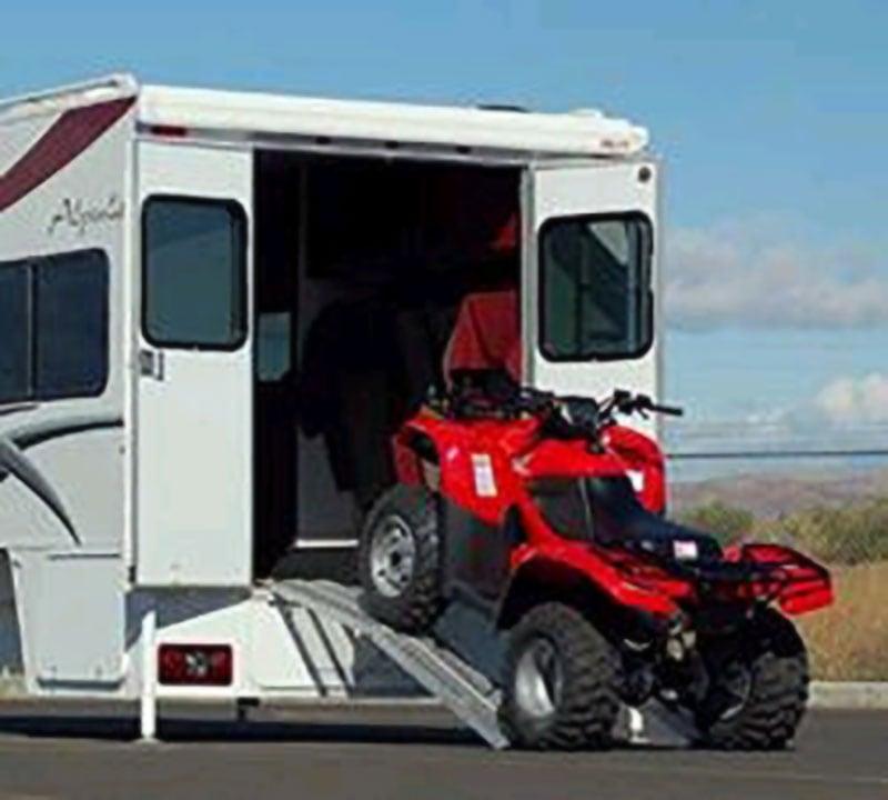 Alpenlite SUTC 1180 ATV Loading