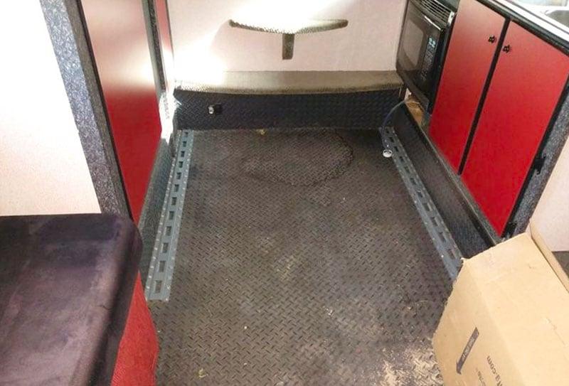 Alpenlite SUTC 1180 Forward Toy Box