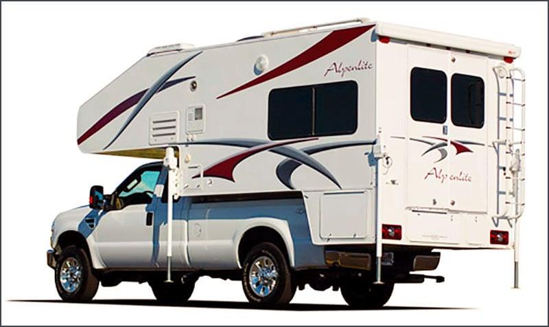 Alpenlite SUTC 1180 On Truck