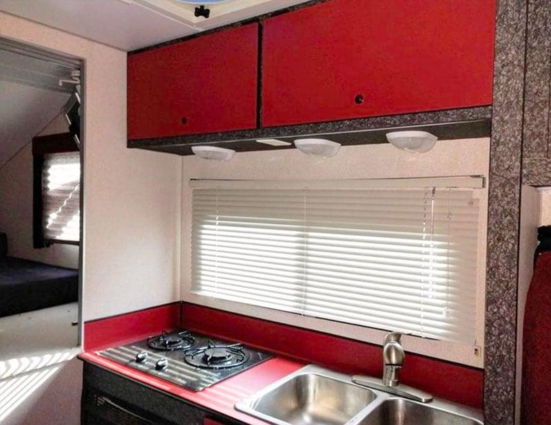 Alpenlite SUTC 1180 Upper Kitchen