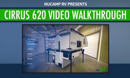 Cirrus 620 Walk Through Video