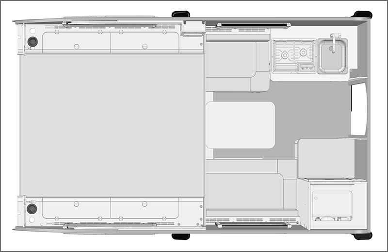 Cirrus 620 Floor Plan 2021