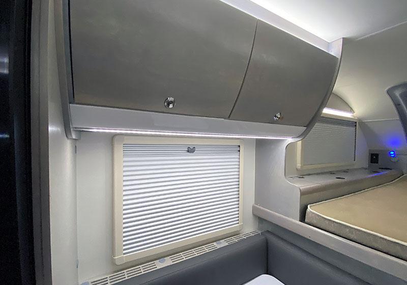 Cirrus 620 Upper Cabinetry Euro