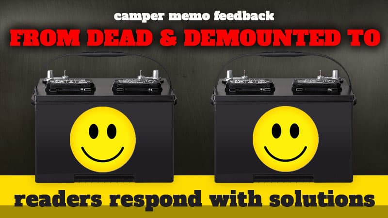 Dead And Demounted Responses