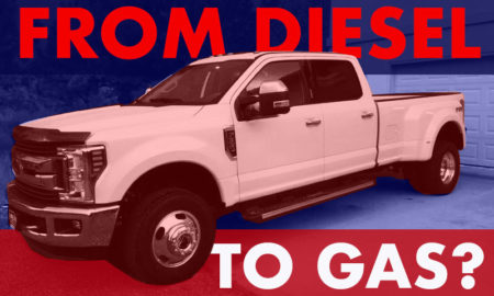 Diesel To Gas Ford F350