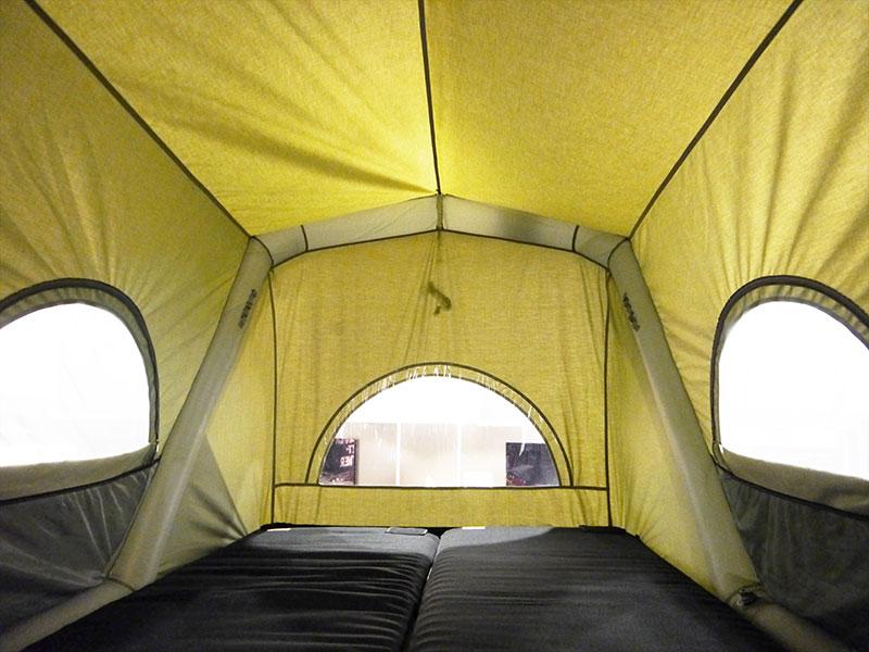 Mitsubishi Inflatable Camper Cabover