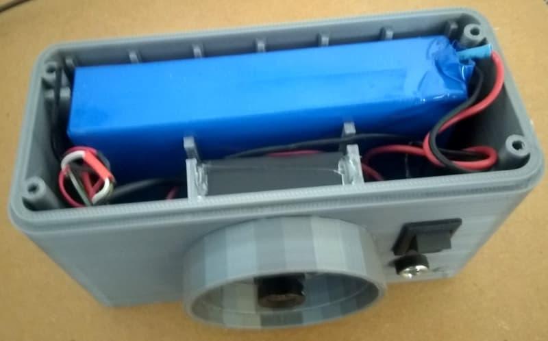 Night Vision Camera Lithium Battery