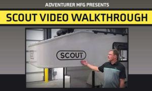 Scout Camper Video Walkthrough