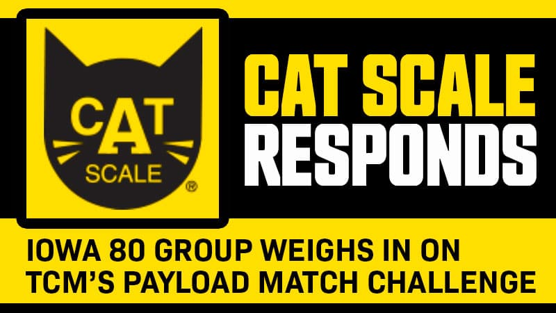 CAT Scale Payload Match Response