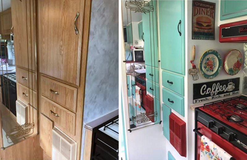 Kitchen Pantry Before After Shadow Cruiser