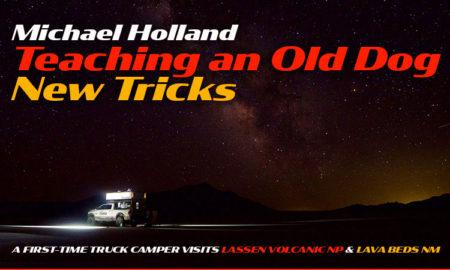 Old Dog New Truck Camper Tricks