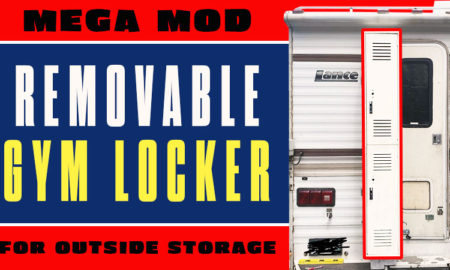 Removable Locker For RVs