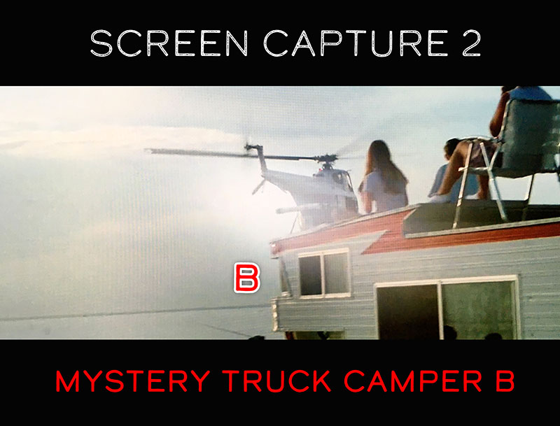 Truck Campers Apollo 11 SC2