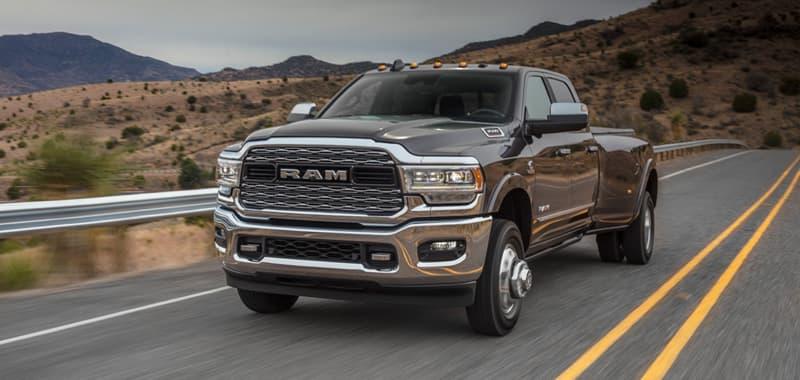 2021 Ram Dually Long Bed Truck