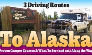 3 Driving Routes To Alaska