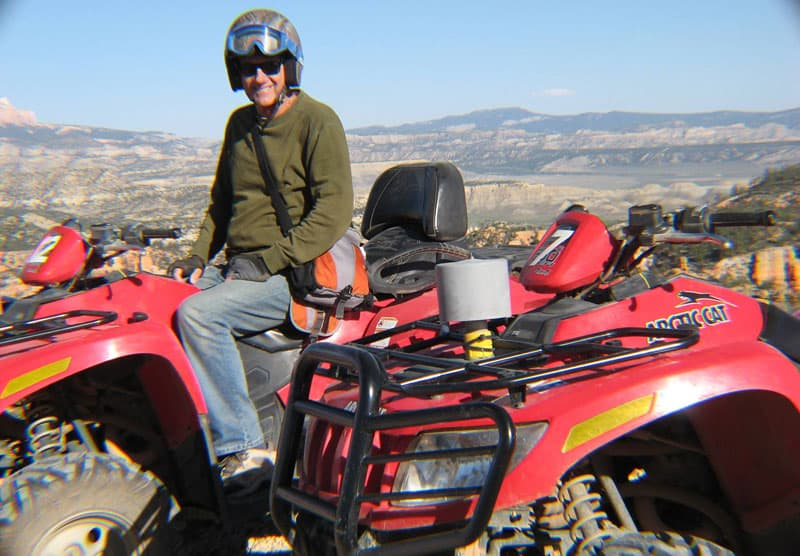 ATV Guided Tours In Bryce