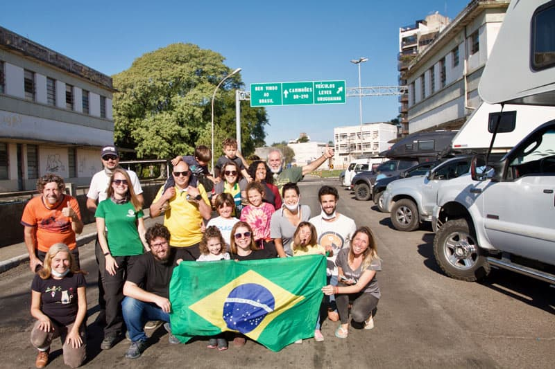 Back To Brazil During Covid