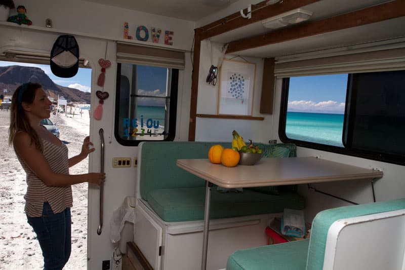 Dinette Adapted To Kids