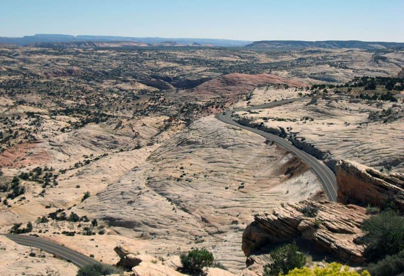 Drive The Spine Of Hells Backbone In Utah