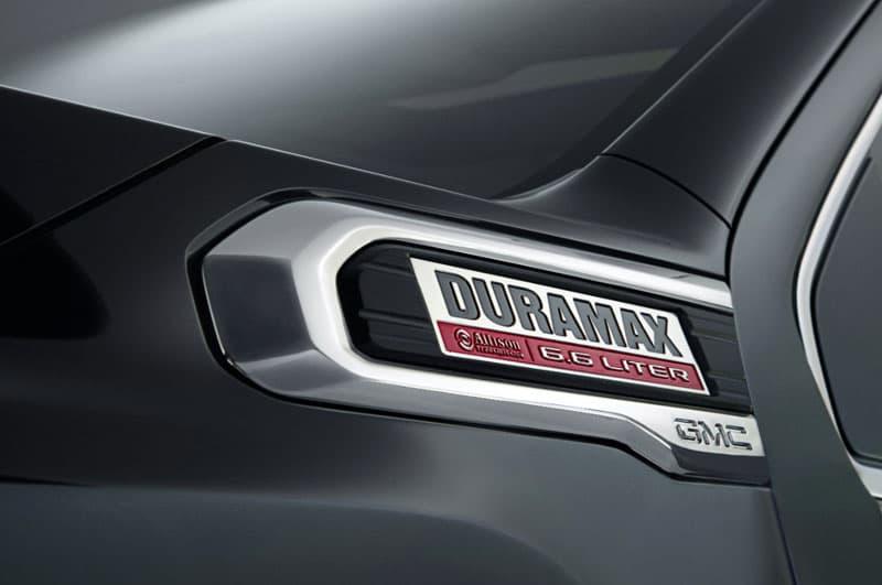 GMC Sierra 2500HD Denali Duramax