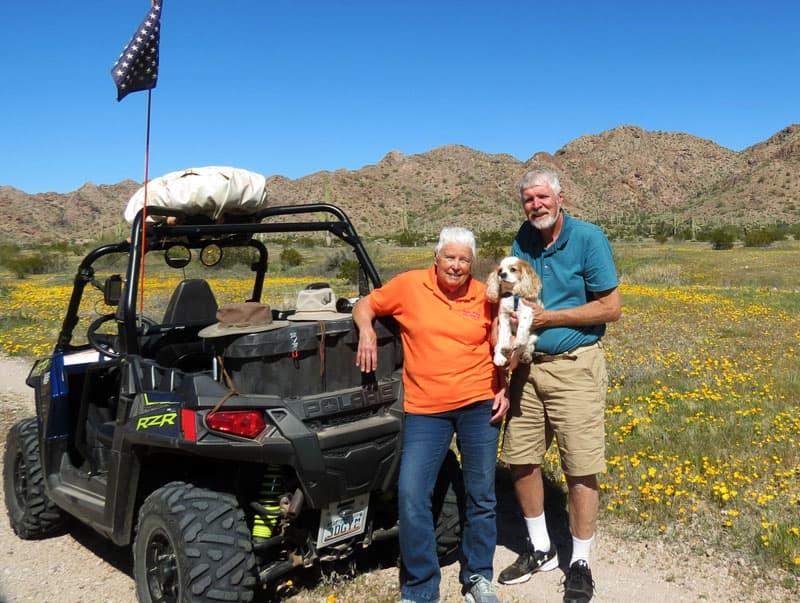 Jan Ted Borrowed Buddy BMG Range AZ