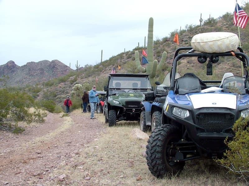 Lunch Stop ATVs Bender Springs