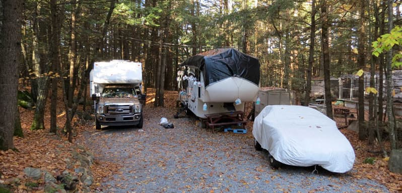 Ready To Roll Campground Henniker NH
