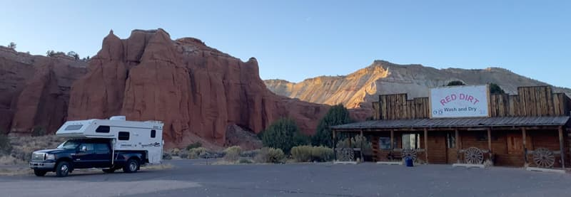 Red Dirt Wash And Dry Laundromat In Utah