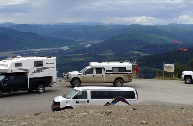 Routes To Alaska Midnight Dome Dc Yukon