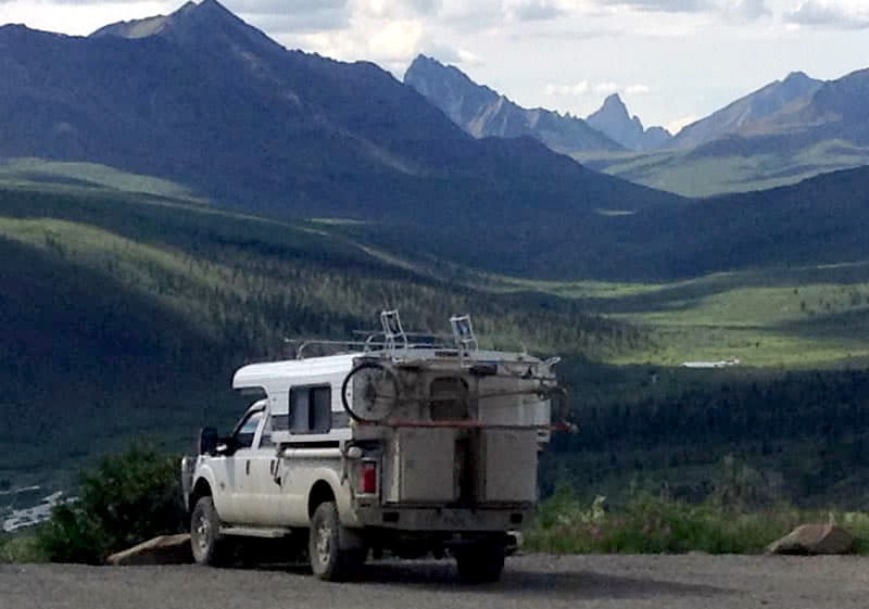 Tombstone Provincial Park Side Trip Worth Taking