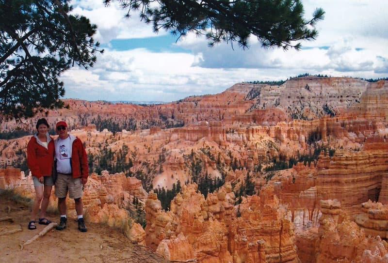 Visiting Bryce National Park