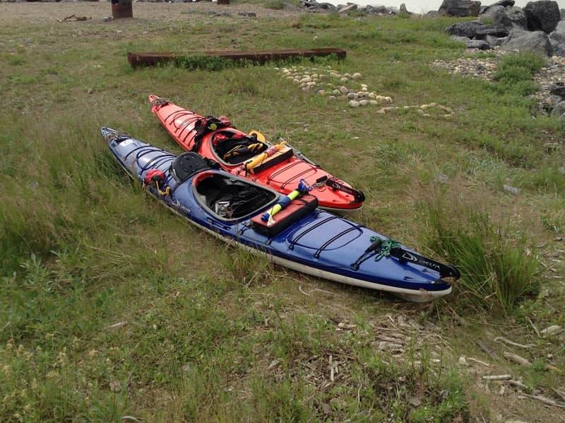 Six Weeks Paddling On The MacKenzie River To Tuk