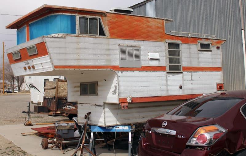 Del Rey Truck Camper