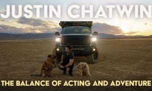 Justin Chatwin, Actor And Adventurer