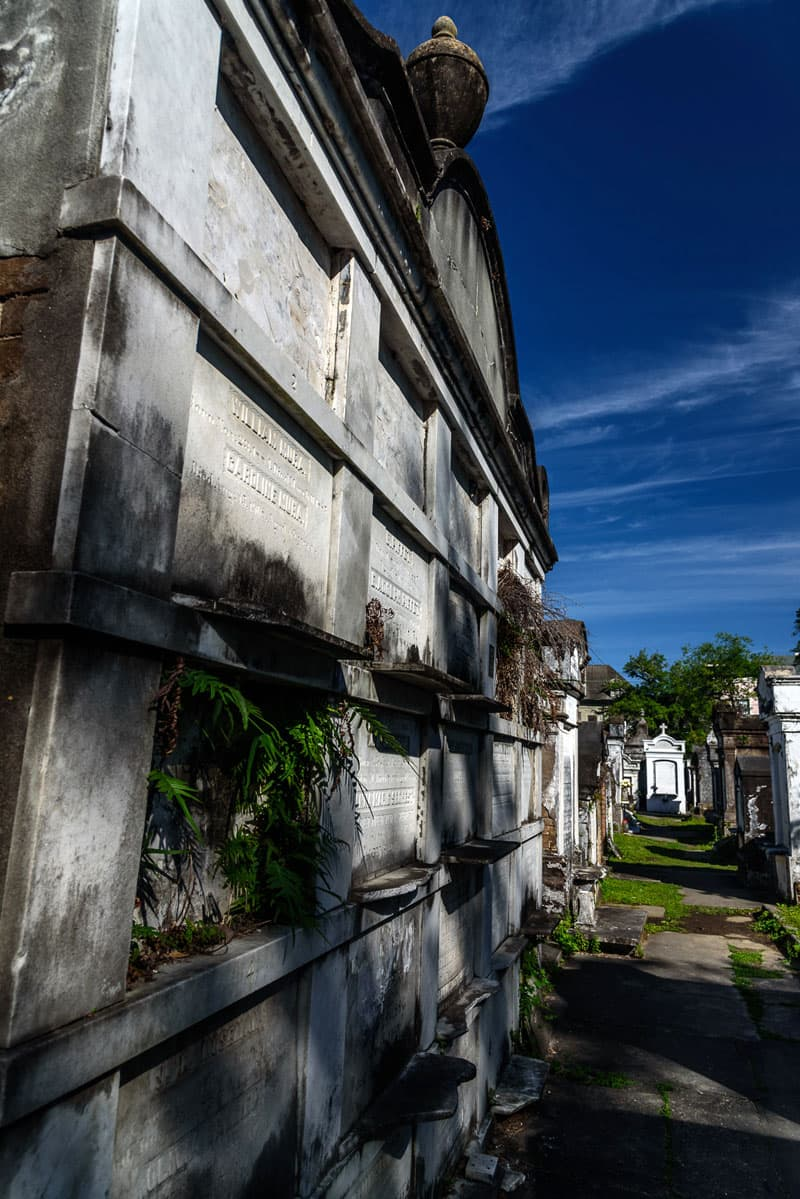 New Orleans Lafayette Cemetery No 1