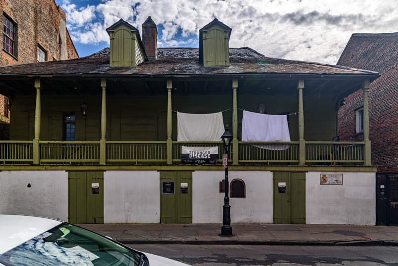 New Orleans Madame Johns