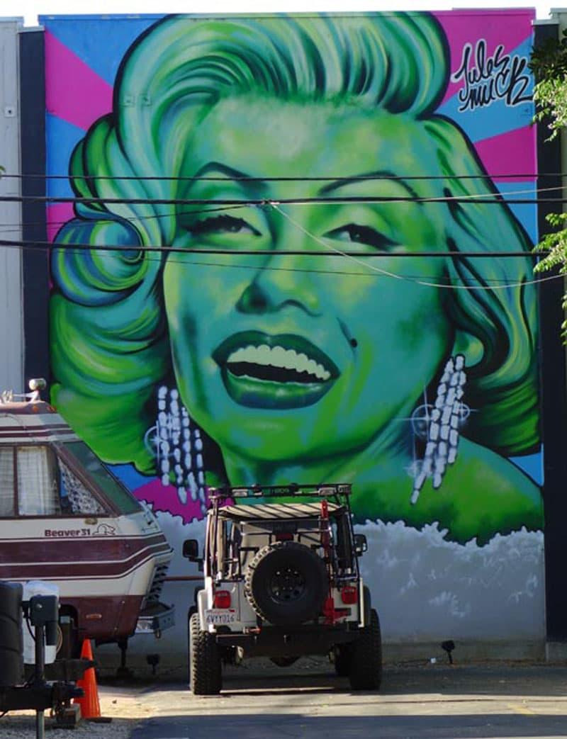 San Diego Marilyn Monroe