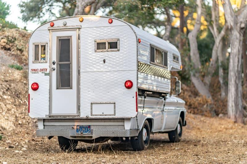 Travel Queen Camper