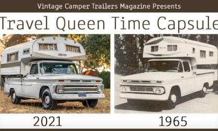 Travel Queen Time Capsule
