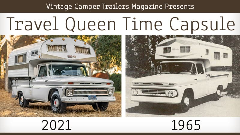 Travel Queen Time Capsule