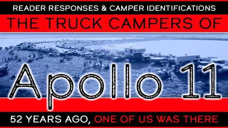 Truck Campers Apollo 11 Responses