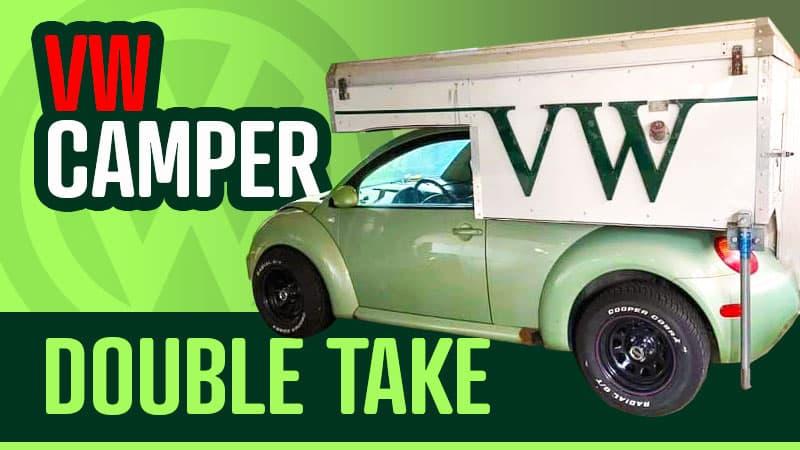 VW Camper Double Take