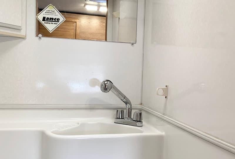 Wet Bath Sink Faucet Part