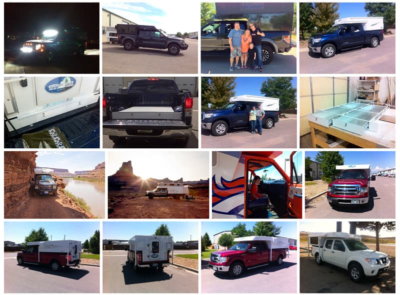 800 Image Gallery On PhoenixCampers
