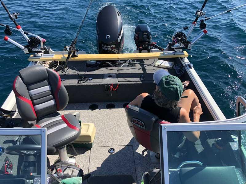 Boating On Lake Superior