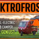 Electric Frog Truck Camper