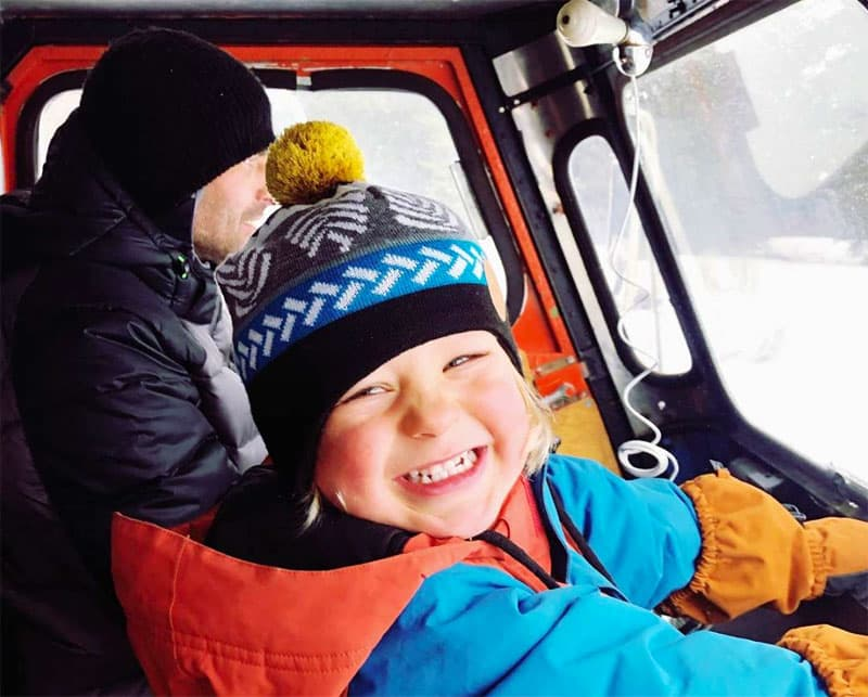 Excitement Snowcat Ride