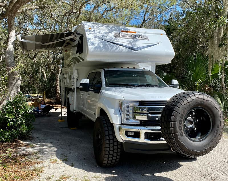 Ford F450 Ready For Super Singles